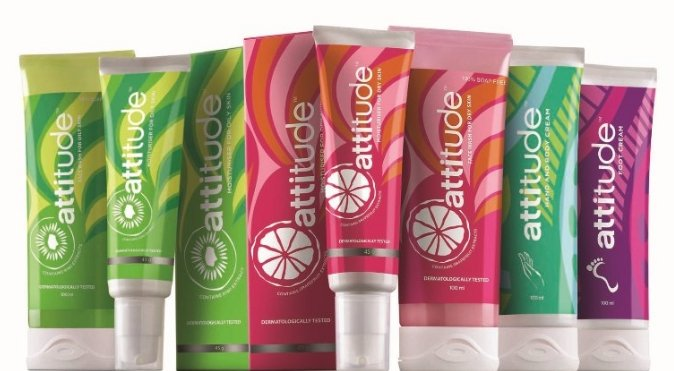 Amway India relaunches Attitude Skin Care