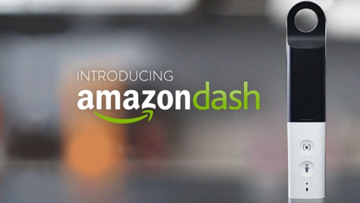Amazon Dash launches in UK