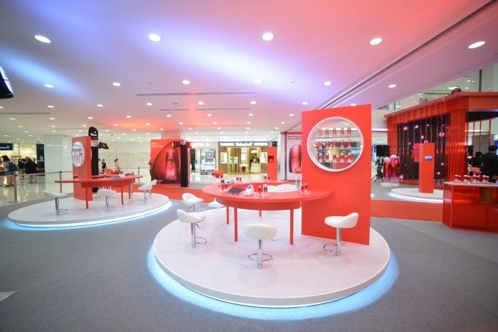 Shiseido Hong Kong hosts 4D 5-sense technology exhibition