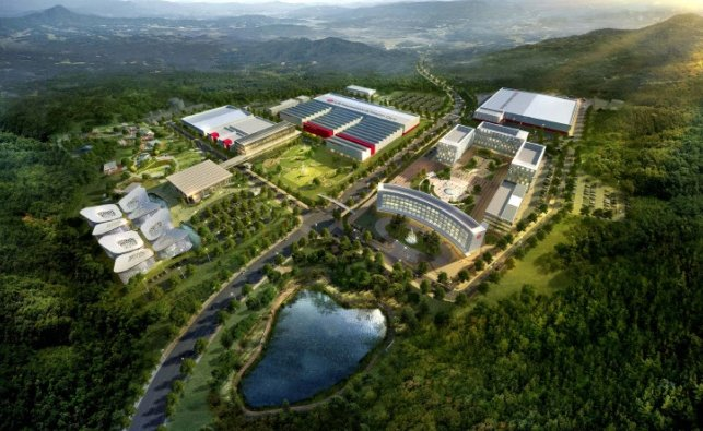 LG Household & Health Care to break ground on Cheonan cosmetics complex this year