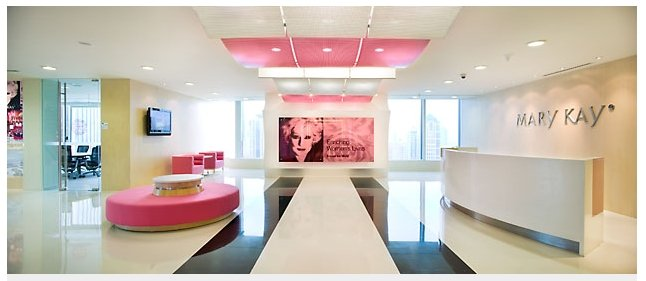 Mary Kay showcases commitment to China with new Administrative Management Center