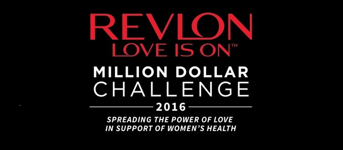 Revlon's second LOVE IS ON Million Dollar Challenge goes live