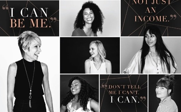 Mary Kay new campaign features independent beauty consultants