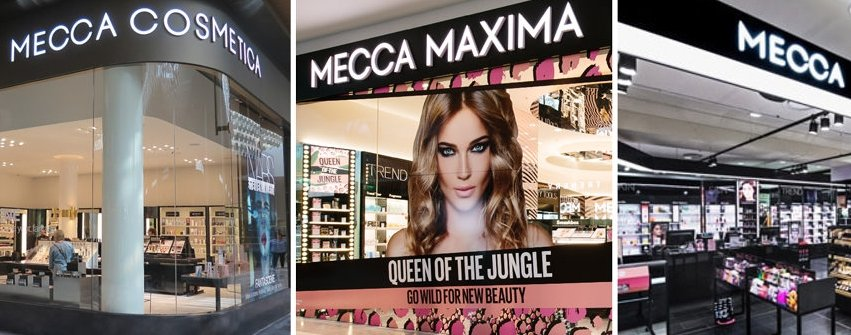 Prime location: Sephora, The Body Shop and Mecca secure flagship sites in Australia's shopping malls as beauty's popularity 'snowballs'