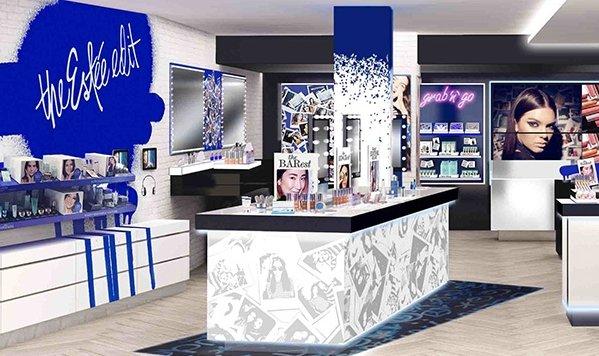 Estée Lauder opens first Estée Edit store in London's Carnaby Street
