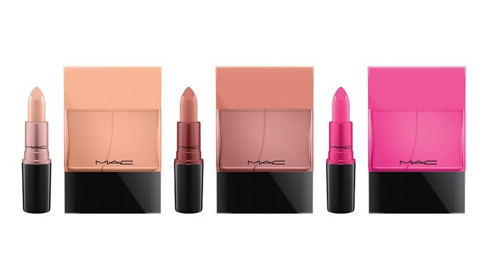 MAC launches lipstick-inspired fragrances