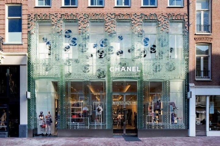 Chanel tops Dezeen most influential brand poll