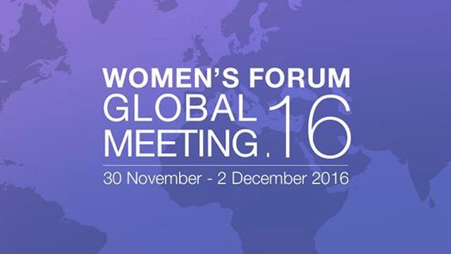 Shiseido announced as new partner for 12th edition of Women's Forum Global Meeting