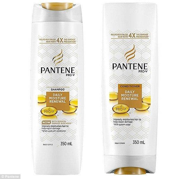 Pantene reformulates shampoo range