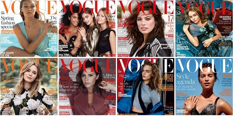 British Vogue launches Facebook chatbot