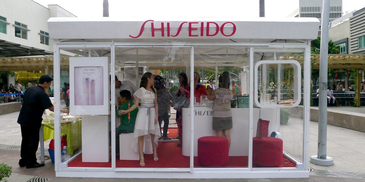 Hong Kong: Shiseido and co capitalize on booming pop up retail trend