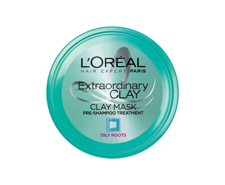 L'Oréal Paris –  Extraordinary Clay Pre-Shampoo Masque