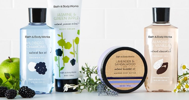 Bath & Body Works to the rescue: sales up 3 percent at L Brands