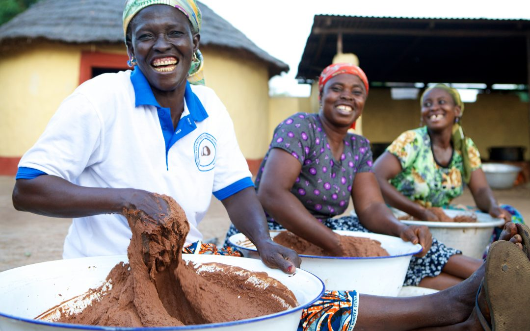 The Body Shop Community Trade Programme announces four new ingredients and ambitious growth plan