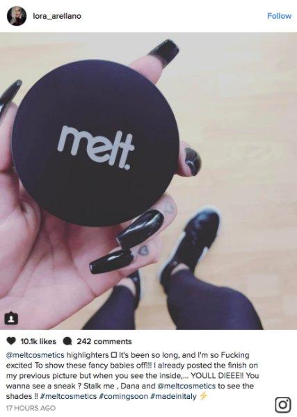 Melt Cosmetics – Digital Dust Highlights