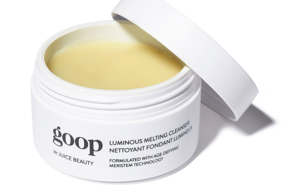 Goop by Juice Beauty – Luminous Melting Cleanser