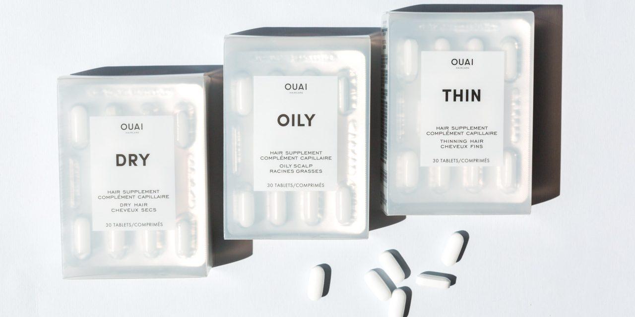 Ouai  – hair supplements