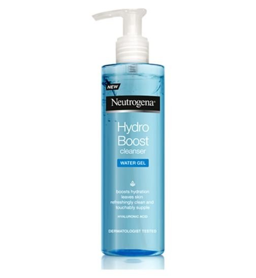 Neutrogena – Hydro Boost Water Gel Cleanser
