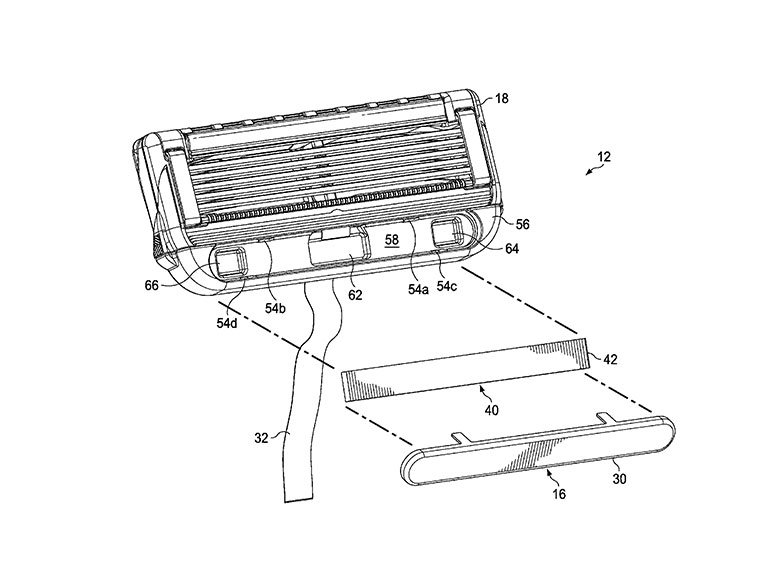 Gillette files patent for innovative heated razor