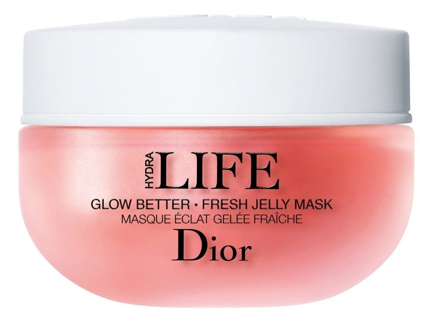 Dior Hydra Life – Glow Better – Fresh Jelly Mask