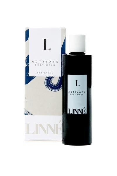 LInne Botanicals – Activate Body Wash