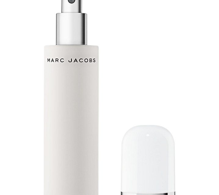 Marc Jacobs –  Re(cover) Perfecting Coconut Setting Mist