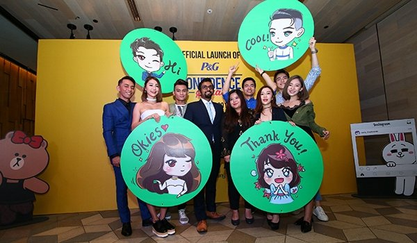 Procter & Gamble Malaysia launches 'Confidence Squad' via LINE to boost digital interaction with consumers