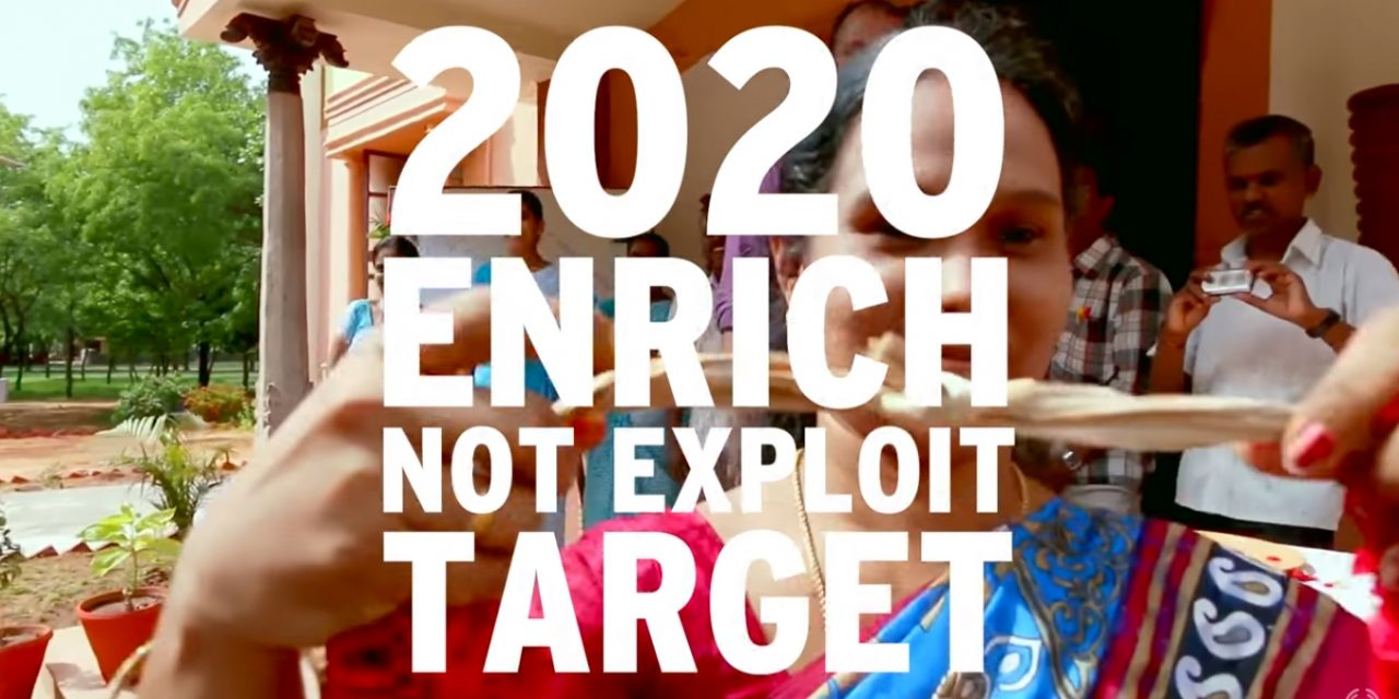 The Body Shop celebrates first anniversary of Enrich Not Exploit commitment with video reports