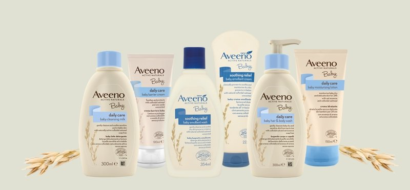 Johnson & Johnson launches Aveeno onto Indian market