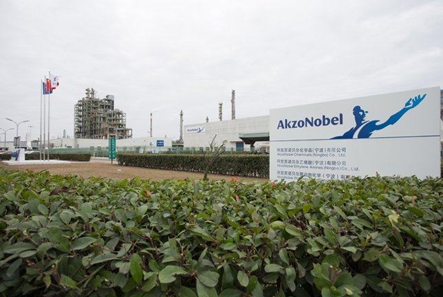 AkzoNobel considers plans for expansion of Chinese organic peroxide capacity