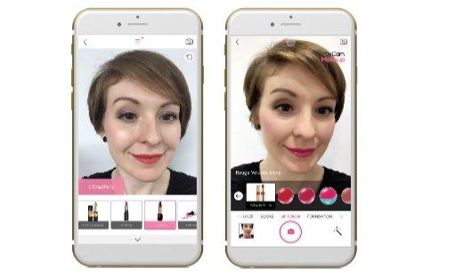 L'Oréal joins YouCam Makeup App