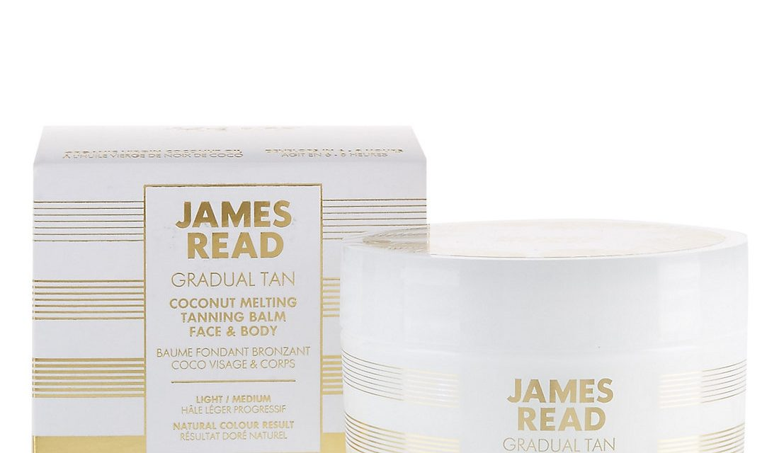 James Read –  Coconut Melting Balm Self-Tanner