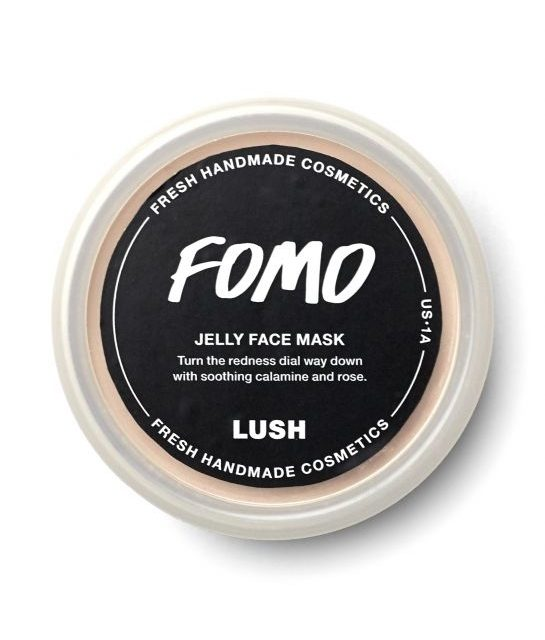 LUSH – FOMO Jelly Face Mask