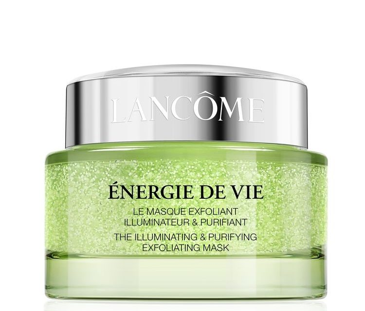 Lancôme  – Energie de Vie The Illuminating & Purifying Exfoliating Mask
