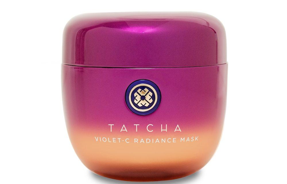 Tatcha  – Violet-C Radiance Mask