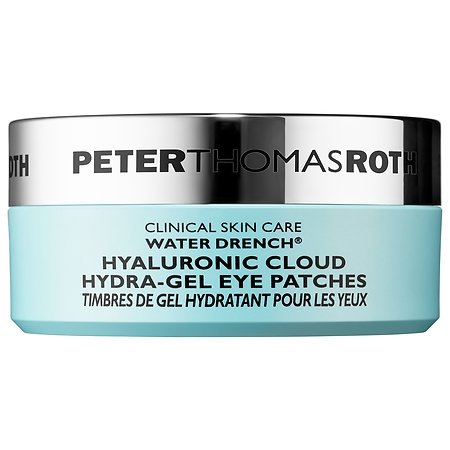 Peter Thomas Roth  – Water Drench Hyaluronic Cloud Hydra-Gel Eye Patches