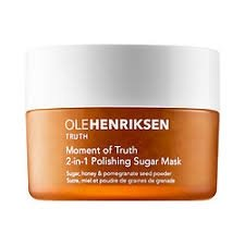 Ole Henriksen – Moment of Truth 2-in-1 Polishing Sugar Mask
