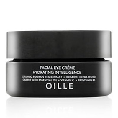 Ollie – Rooibos + Carrot Organic Facial Eye Créme – Hydrating Intelligence