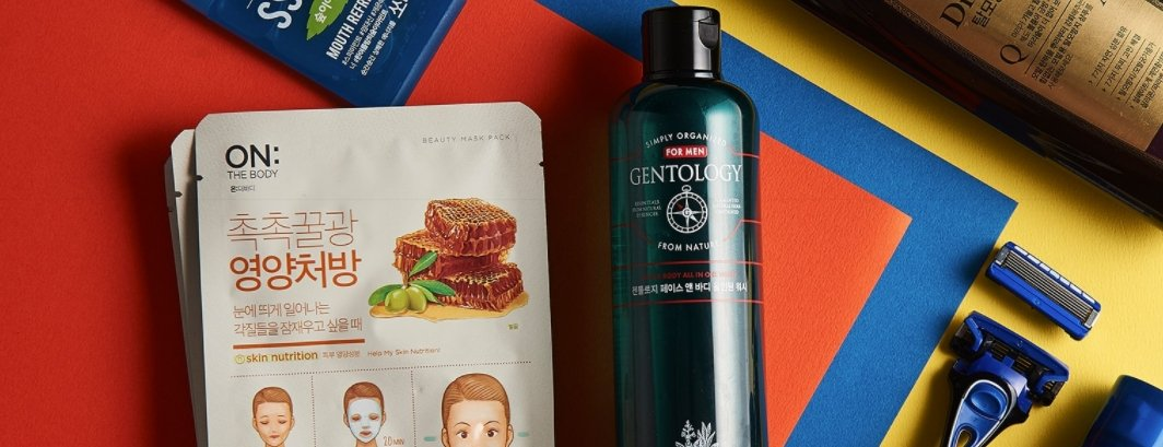 LG Household and Health Care launches beauty box service for men