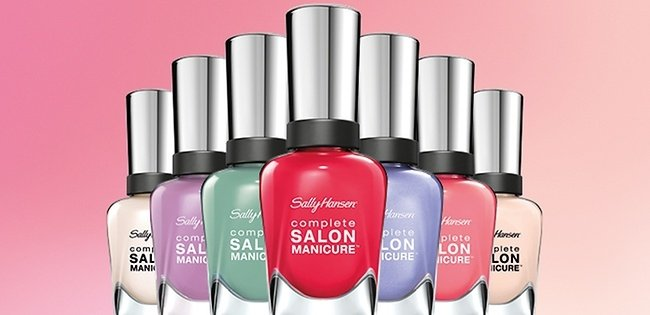 The real Sally Hansen revealed: Coty detective work pays off