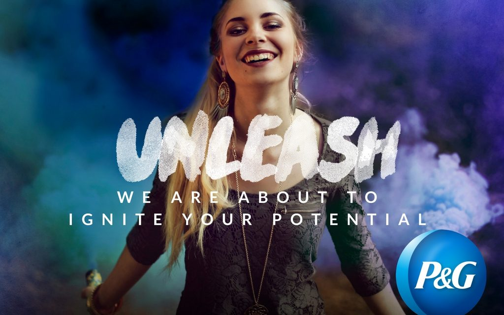 P&G Southern Europe teams up with Pangea at Unleash 2017 to find next digital whizzkids