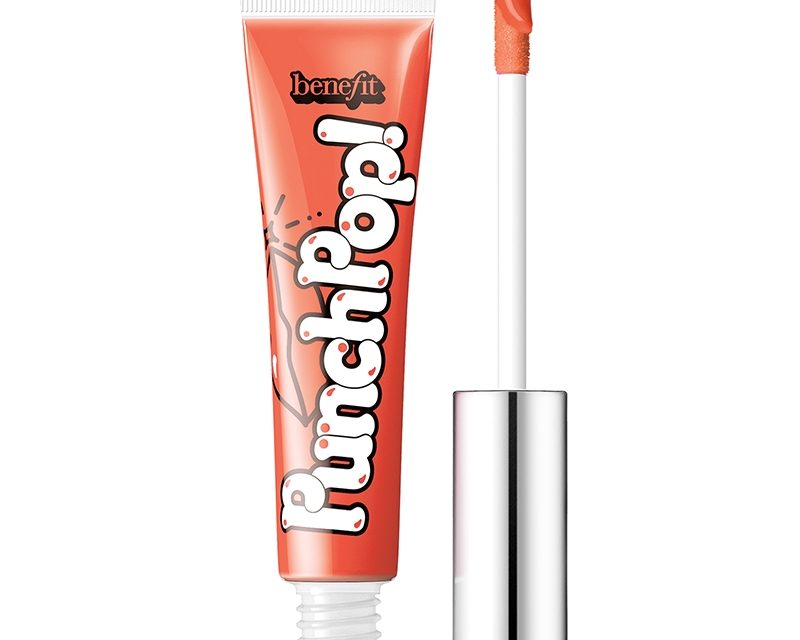 Benefit – Punch Pop Liquid Lip Color