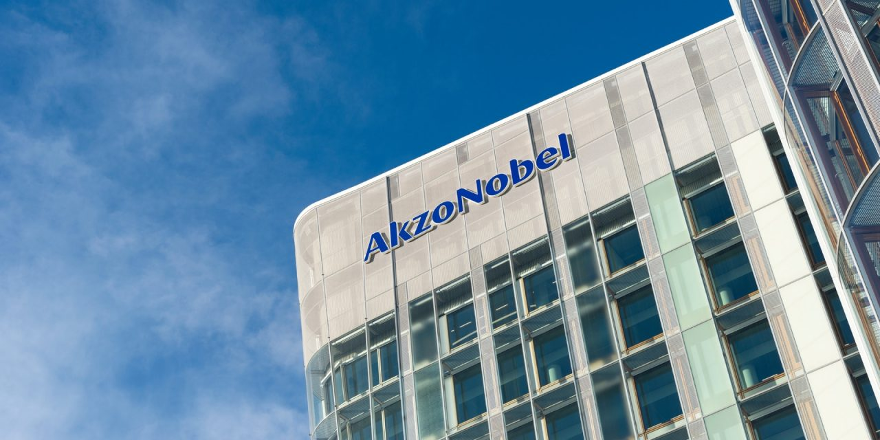 AkzoNobel CFO becomes second top executive to step down 'for health reasons' in just two months