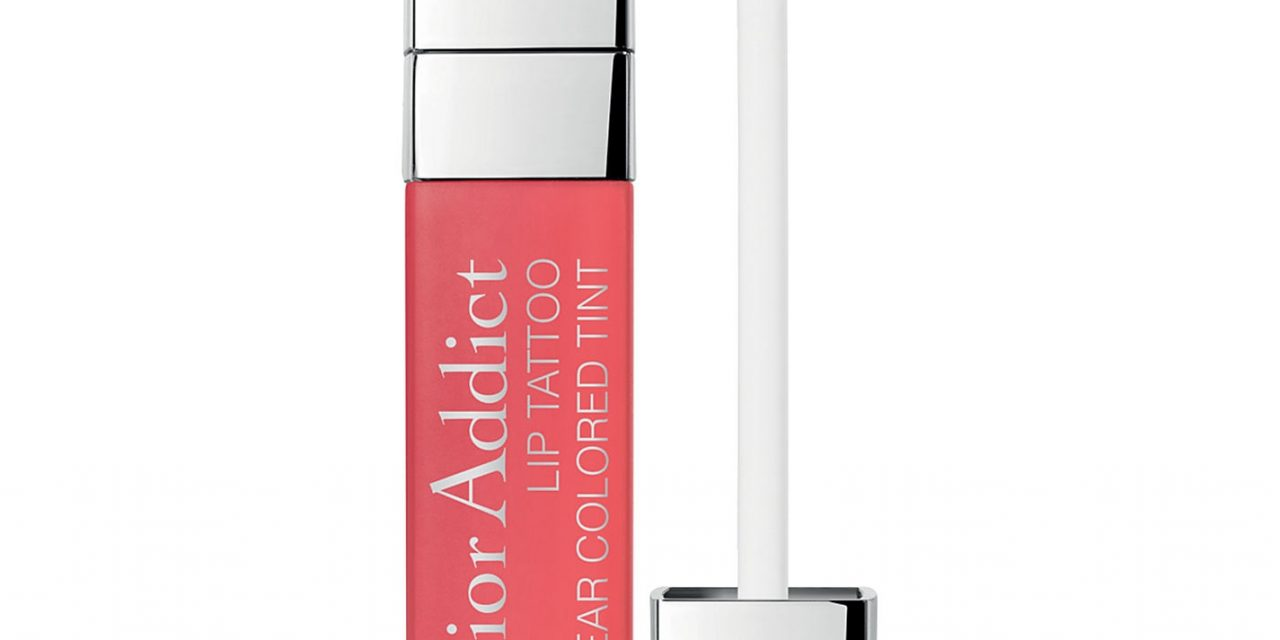 DIOR ADDICT –  LIP TATTOO