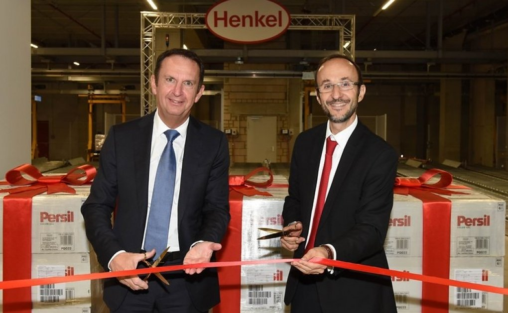 Henkel invests €36 million in high-bay warehouse extension