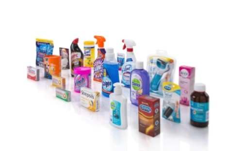 All change: Reckitt Benckiser waves goodbye to four top executives