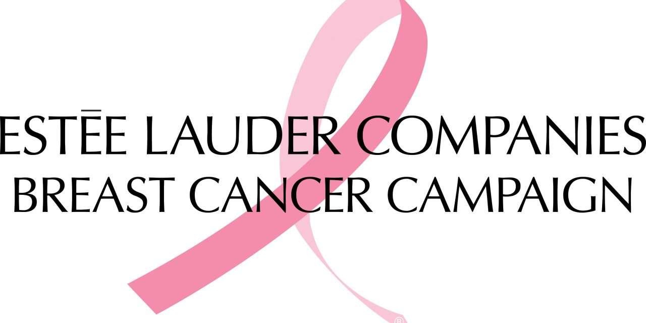 The Estée Lauder Companies marks 25 years of breast cancer awareness campaign with ambitious $8 million one-year fundraising goal