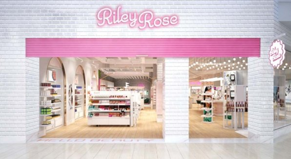 If you build it, they will come: Forever 21's Riley Rose opens 'Instagrammable' store aimed at Gen Z