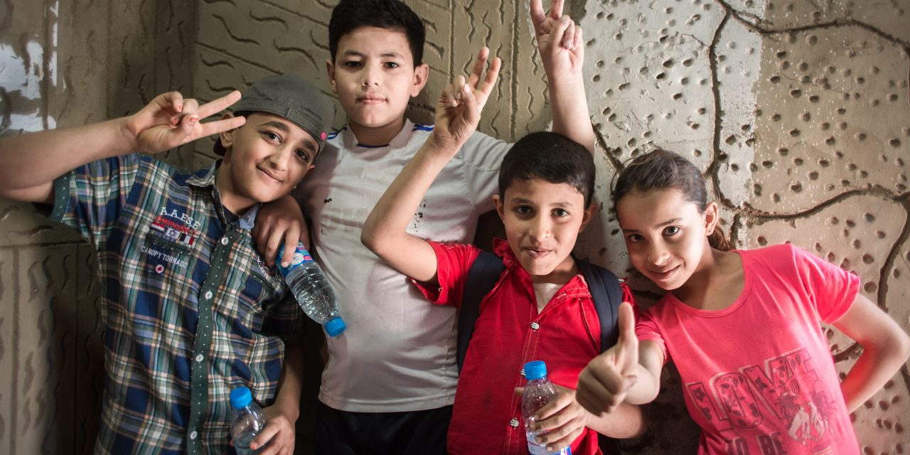 The Body Shop announces Play For Peace initiative to help assist vulnerable child refugees