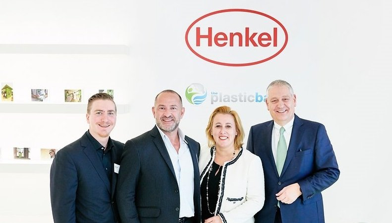 Henkel tackles ocean waste with Plastic Bank partnership